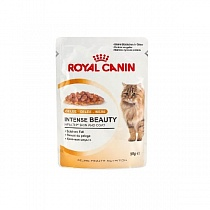 ROYAL CANIN д/к м/п Интенс Бьюти в желе  85гр