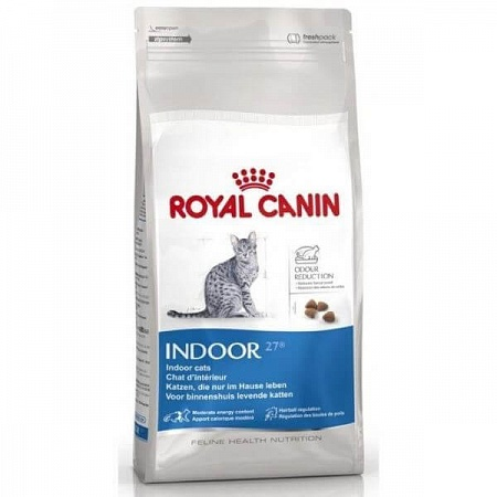 ROYAL CANIN д/к Индор 0,4кг
