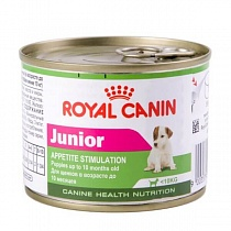 ROYAL CANIN д/с Юниор Мусс 195гр ж/б