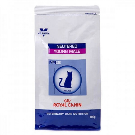 ROYAL CANIN д/к Ньютрид Янг Мэйл 0,4кг