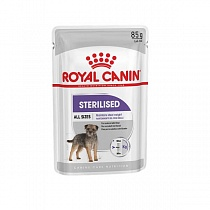 ROYAL CANIN д/с м/п Стерилайзд канин Эдалт (паштет) 85г