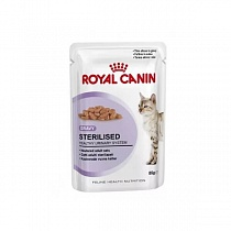 ROYAL CANIN д/к м/п Стерилайзд 85гр