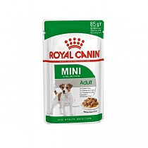 ROYAL CANIN д/с м/п Мини Эдалт 85гр