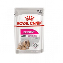 ROYAL CANIN д/с м/п Экзиджент Кэа канин Эдалт (паштет) 85г