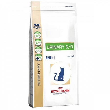 ROYAL CANIN д/к Уринари СО ЛП 34 Фелин 1,5кг
